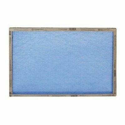 """12 Pack 14"""" x 25"""" x 1"""" Disposable Flat Panel Furnace Filters"""