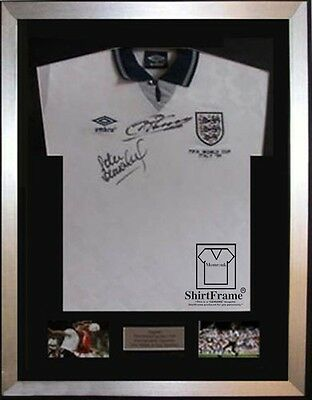 Frame For Any Signed Football Cricket Golf Rugby Uni School Non - Sport  Shirt