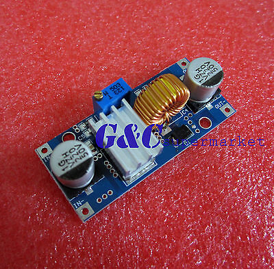 5A DC-DC adjustable step-down module XL4015 4~38V 96% NEW GOOD QUALITY M22