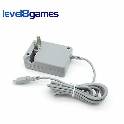 Wall Home Charger AC Power Adapter - Nintendo DSi/DSi XL/3DS/3DS XL/2DS (NEW)
