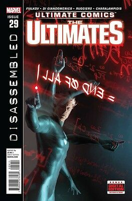 Ultimate Comics The Ultimates #29 New / Near Mint Marvel 2013 **25