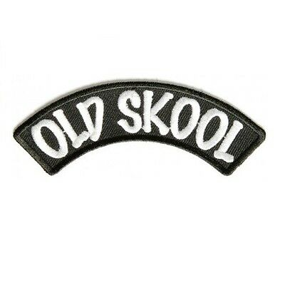 Old Skool Patch