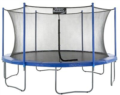 Upper Bounce Trampoline With Enclosure  7.5 Ft, 10 Ft, 12 Ft, 14Ft, 16 Foot