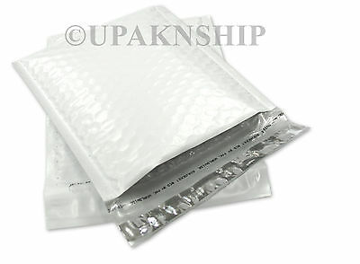 250 CD POLY PLASTIC PADDED BUBBLE LINED MAILERS 6.5X8 W/ EXPEDITED SHIPPING!