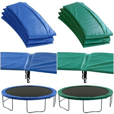 6 8 10 11 12 13 14 15 FT Upper Bounce Trampoline Spring Cover Safety Padding