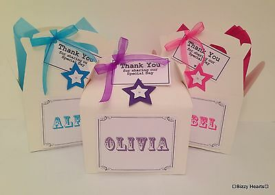 Personalised Childrens WEDDING ACTIVITY BOX Vintage Book Pack Bag Gift Favour