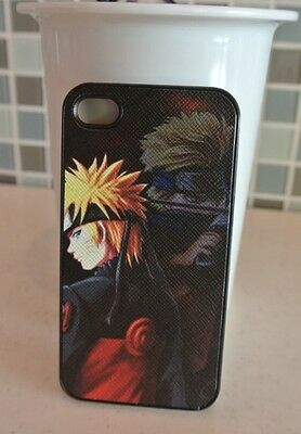 USA Seller Apple iPhone 4 & 4S Anime Phone case Cover Uzumaki Naruto
