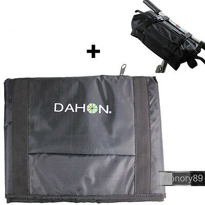 "DAHON Cycling bicycle Folding Bike Carrier Bag Carry Bag 14""-20""  + Pouch"