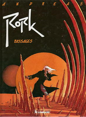 BD Rork Tome 2 Passages