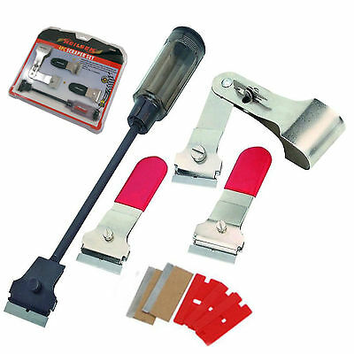 Neilsen Scraper Set Gaskets Windows Ceramic Hobs Removal Paint Adhesives 5D