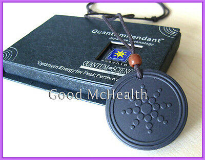 [ New with defects ] Quantum Scalar Energy Pendant 6000 - 7000 negative ions