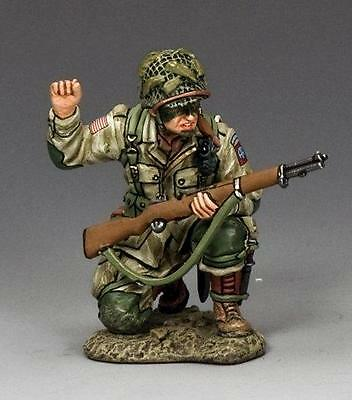 KING AND COUNTRY  WW11 D-DAY THE SCOUT DD212-metal military scale 1.30 british