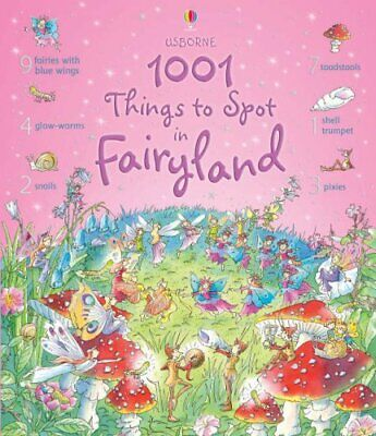 1001 Things to Spot in Fairyland by Doherty, Gill Hardback Book The Cheap Fast