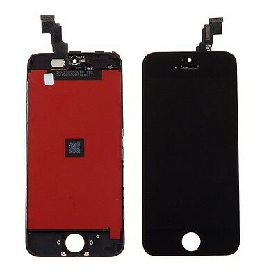 For Apple iPhone 5C lcd Screen Display Touch Digitizer Lens Glass Assembly Frame