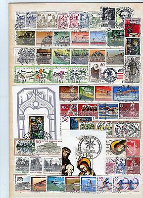 Lot Berlin o - aus 1977 - 79  - aus Nr. 532 - 597 - KW  62,-- €  ( 30996 )
