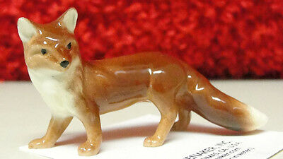 ➸ HAGEN RENAKER Animal Miniature Figurine Fox