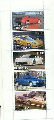 Auto Sportive - Sport Cars Buriatia (Local Russia) 1998
