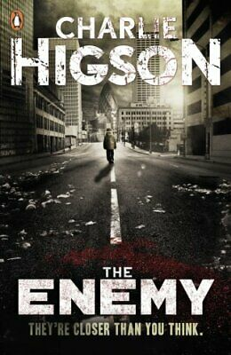 The Enemy, Higson, Charlie Paperback Book The Cheap Fast Free Post