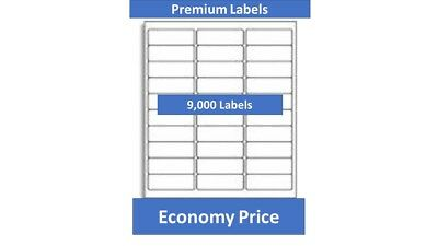 avery easy peel mailing address labels laser 1 x 2 5 8 white 3000
