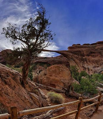 High resolution landscape panoramic photography - Arches Nationalpark