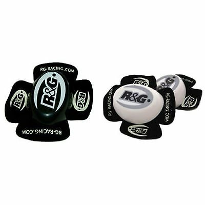 R&G Racing Aero Motorcycle Knee Sliders - Medium Compound