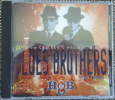 Collectible: The Blues Brothers & Friends: Live from Chicago's House of Blues