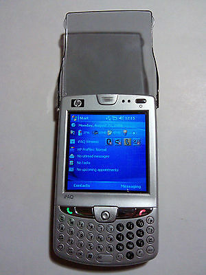 HP IPAQ 6945 Unlocked Cell Phone with Wi-Fi, GPS, MP3/Video Player