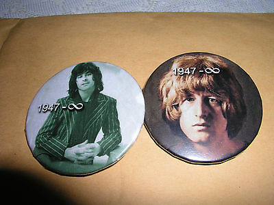 Badfinger: Pete Ham & Tommy Evans Tribute Button/pin/pinback