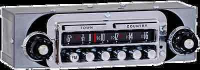 1956-57 Ford Thunderbird Am-Fm Town And Country  Stereo Radio
