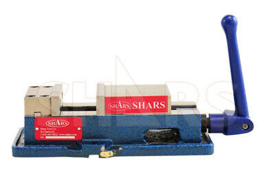 "SHARS 3"" x 2.95"" Lock Down Precision Milling Machine Vise WITHOUT Base CNC NEW!"
