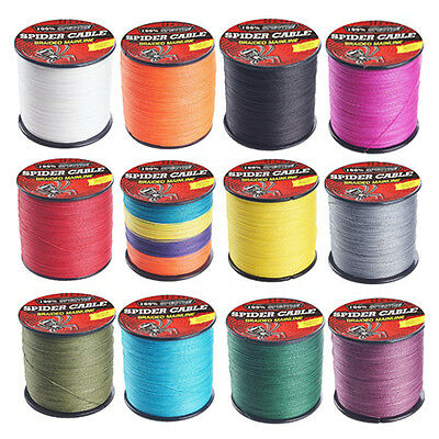 Hot Sale New 4S Power Super 100M Dyneema Braided Fishing Braid Line 10-100lb