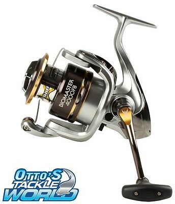 Shimano Biomaster 4000FB Spinning Fishing Reel BRAND NEW at Otto's Tackle World