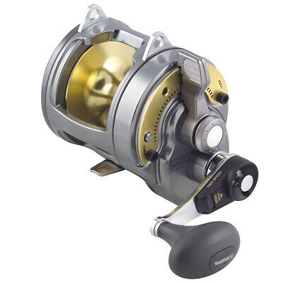 Shimano Tyrnos 2 Speed 30 Overhead Fishing Reel BRAND NEW at Otto's Tackle World