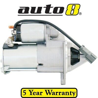 Brand New Starter Motor to fit Holden Rodeo RA TF 2.2L 2.4L Petrol '99 to '08