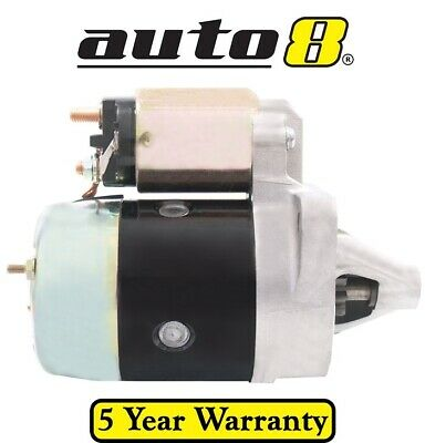 Brand New Starter Motor to fit Kia Sportage 2.0L Petrol 1999 to 2004