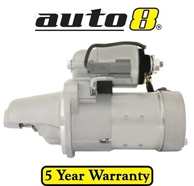 Brand New Starter Motor to fit Nissan Pulsar N14 2.0L Petrol '91 to '96