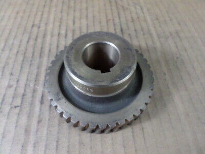 "Boston Gear 68433 Model: 300-20G1 3-7/16""OD 40 Teeth Bronze Helical Gear"