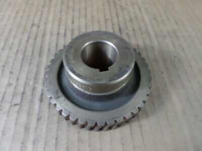 "Boston Gear 68433 Model: 300-20G1 3-7/16""OD 40 Tooth Bronze Helical Gear"