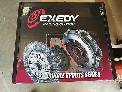 For Subaru Impreza Exedy Stage 1 Organic Fast Road Clutch Kit Gf8 Gc Ej20T 93-00