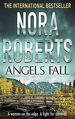 Angels Fall by Nora Roberts Paperback Book The Cheap Fast Free Post
