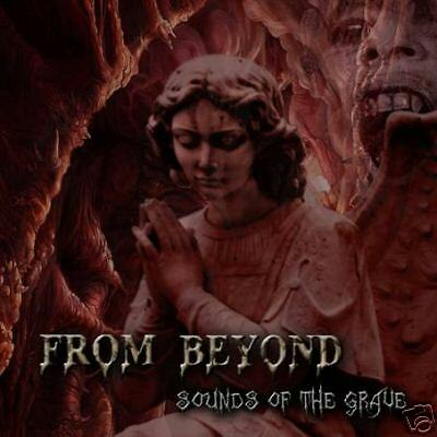 FROM BEYOND Sounds of the Grave CD
