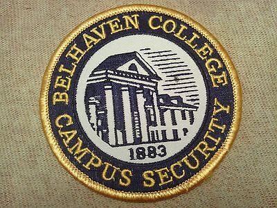 MS Belhaven College MIssissippi Campus Security Patch