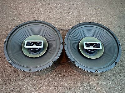 """Knight KN800A 12"""" Coaxial Woofers / Vintage Speakers / Tested"""