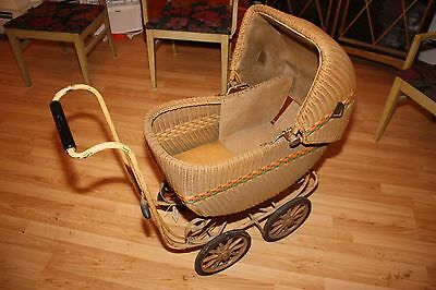 Antique Heywood Wakefield Baby Carriage/Buggy 1901-1950 PICKUP ONLY