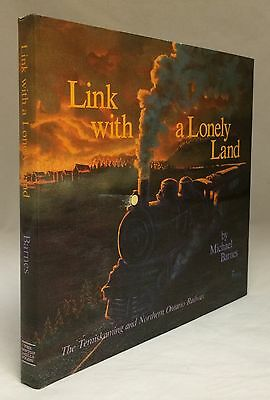 1985 Link With A Lonely Land The Temiskaming and Northern Ontario Railway HBDJ