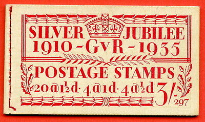 "SG. BB28. "" 3/- "". Edition number 297. A very fine complete example"