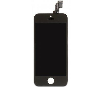 For Apple iPhone 5s Screen Replacement Black Touch Digitizer Unit Assembly OEM