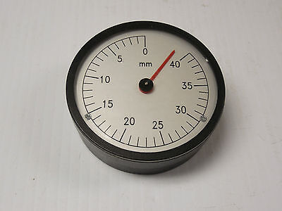 New No Name Position Indicator Gauge 743-5700-0042 16055 S80 0-40Mm 0-40 Mm