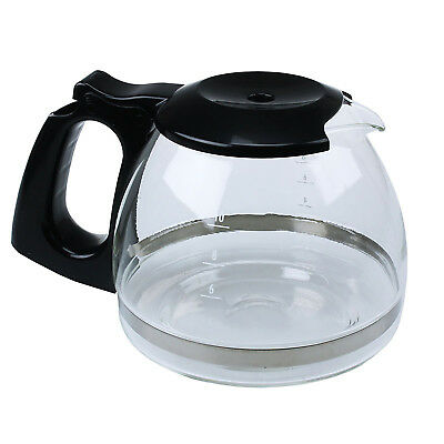 Extra Strong Coffee Maker Carafe Glass Jug For Delonghi ICM2.B Machines SX1029