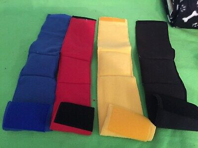 4-Male Dog Belly Bands Leak Proof No Inserts Varity Colors Any Size